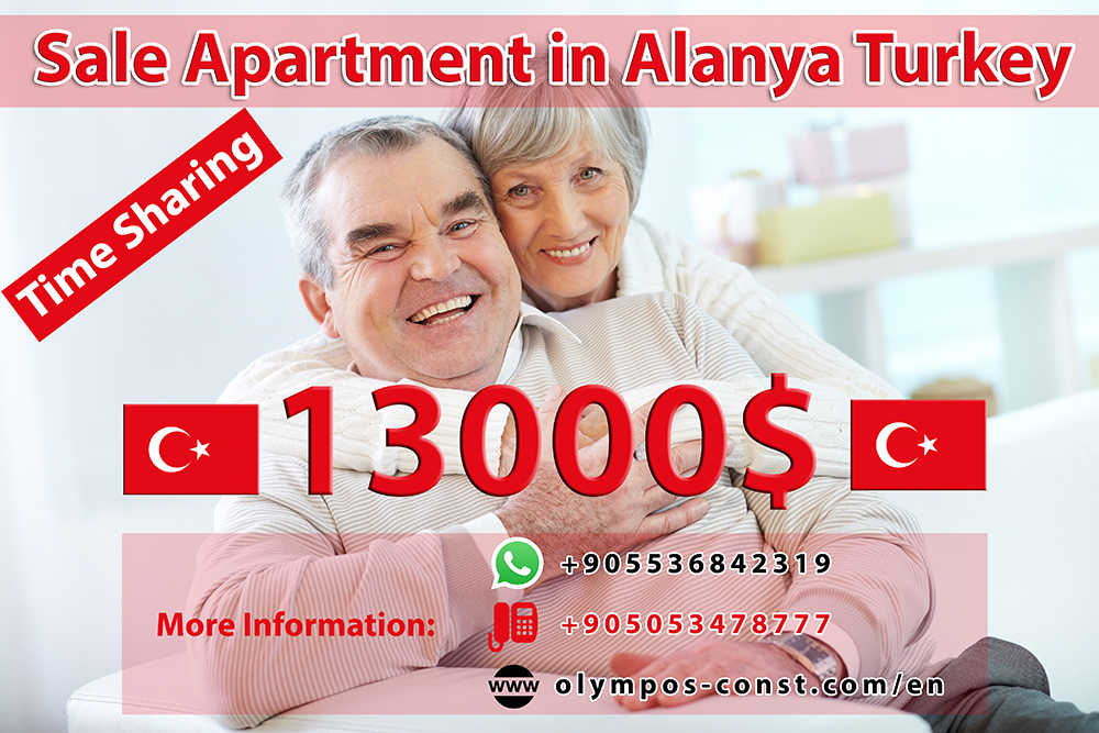Time Sharing in Alanya Turkey - Olympos Construction
