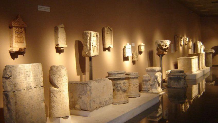 موزه باستان شناسی آلانیا کجاست ؟